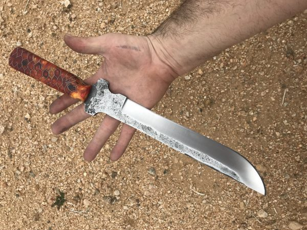 WarCrown Forge Knife