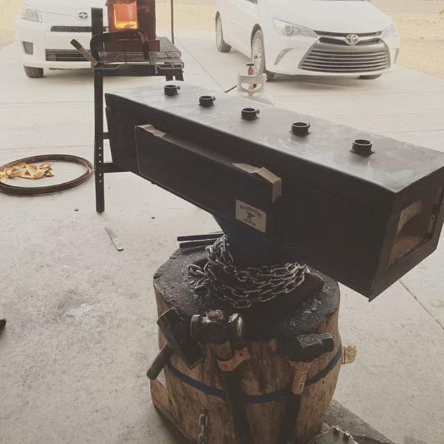 New WarCrown 5 Burner Forge For Bigger Better Weapons